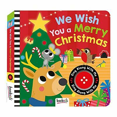 £2.59 • Buy We Wish You A Merry Christmas (Sing Along With Me Sound) By , Good Used Book (Ha