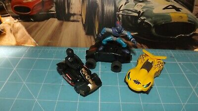 £2.99 • Buy SCALEXTRIC MICRO CARS With Working Motors Etc - Spares Or Repair
