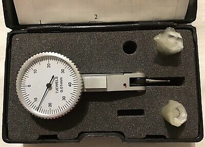 £40 • Buy Dial Test Indicator Range .8mm 0.01mm GRAD DIAL DIA 32mm. Engineering. NEW Boxed
