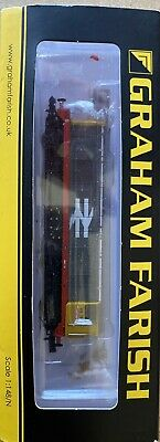 £71 • Buy Graham Farish Class 20 Railfreight Livery 371-034A. DCC Fitted.