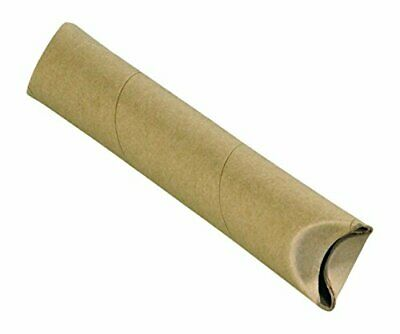 $80.41 • Buy Partners Brand PS1515K Crimped End Mailing Tubes 1-1/2  X 15  Kraft Pack Of 70