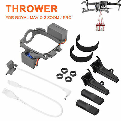 AU40.93 • Buy High Quality Drone Accessories Air-Dropping Thrower For DJI Mavic 2 Pro & Zoom