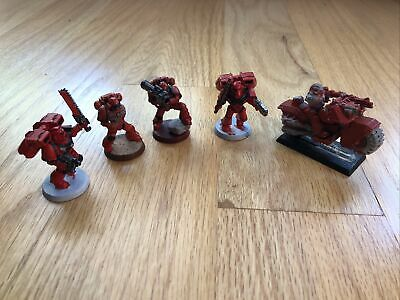£7.16 • Buy Lot Of 5 Figures GW 1991 Used Warhammer ? 1998