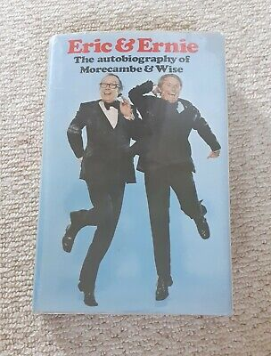 £27.50 • Buy Eric & Ernie : The Autobiography Of Morecambe & Wise - 1st Edition - Signed
