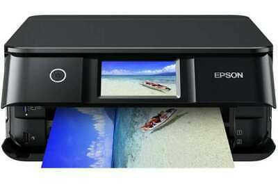 £109.95 • Buy Epson Expression Photo XP-8600 All-in-One Wireless Colour Inkjet Printer - Black