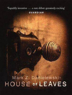 £23.41 • Buy House Of Leaves By Mark Z Danielewski, NEW Book, FREE & FAST Delivery, (Paperbac