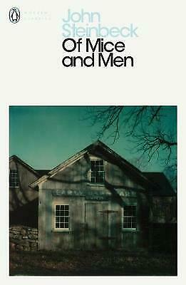 £7.76 • Buy Of Mice And Men (Penguin Modern Classics) By John Steinbeck, NEW Book, FREE & FA