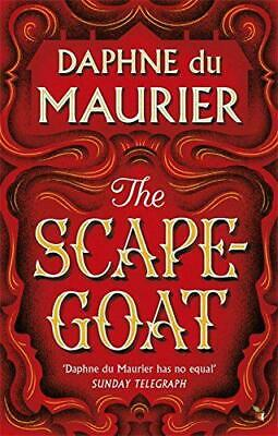 £8.71 • Buy The Scapegoat By Daphne Du Maurier, NEW Book, FREE & FAST Delivery, (Paperback)