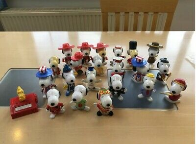 £10.50 • Buy McDonalds Happy Meal Toys 34 Snoopy X 22 World Tour + 12 Build Your Own (Large)