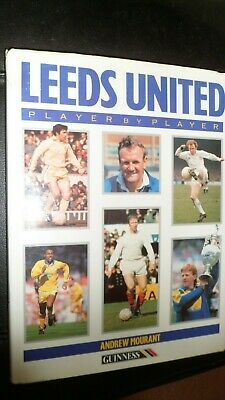 £0.99 • Buy LEEDS UNITED PLAYER BY PLAYER BY ANDREW MOURANT Who's Who,football