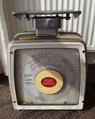 £25 • Buy Post Office, Double Faced / Sided Letter & Parcel Scales.
