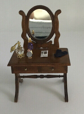 £3 • Buy Dolls House Dressing Table With Accessories