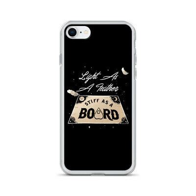 £18.15 • Buy Light As A Feather Stiff As A Board IPhone Case Halloween Occult Phone Case