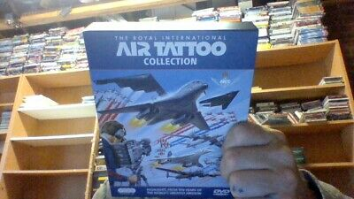 £10.05 • Buy The Royal International Air Tattoo Collection -  4 Dvd Boxset Vgc Discs Clean