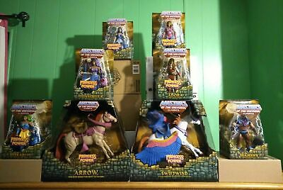 $1000 • Buy Masters Of The Universe She-ra 8 Rebels; Lot 2; In Mint Condition