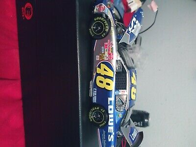 $73 • Buy Jimmy Johnson 1/24 ELITE Diecast Still New In Elite Box With Car Cover Adultonly