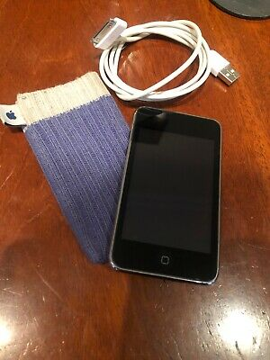 £20 • Buy genuine Apple Ipod 2nd Generation 32gb With Apple Sock And Lead