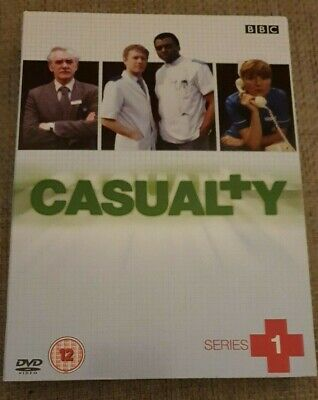 £28.99 • Buy Casualty - Series 1 One (DVD, 2006, 4-Disc Set)