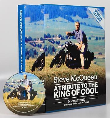 £119.49 • Buy Steve McQueen - Tribute To The King Of Cool - Special Edition Buch Book Incl. CD