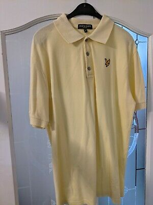 £0.99 • Buy Lyle And Scott Polo Vintage