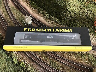 £100 • Buy Graham Farish Class 66 DRS Plain Blue Compass 66434 371-397 DCC Fitted