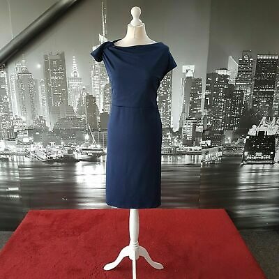 £28.99 • Buy Plus Size Dress (Navy-Size 26) Prom, Cruise, Ball, Cocktail, Races, Wedding