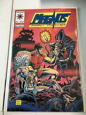 $0.99 • Buy Magnus Robot Fighter Issue #24 Comic Book 1993