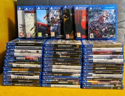 £12.99 • Buy PS4 Games Sale PS4 Bundle Up PlayStation 4 Rare Game Sale Free & Fast Post