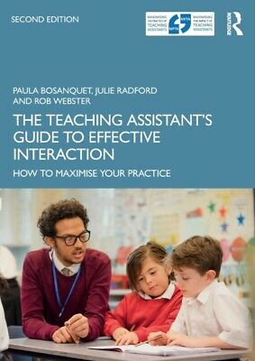 £26.03 • Buy Teaching Assistants Guide To Effective I