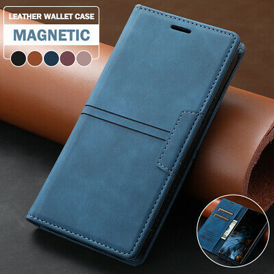 AU13.99 • Buy For Samsung S21 S20 FE Note20 Ultra S10 S9 8 Plus Case Leather Wallet Flip Cover