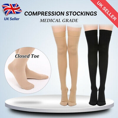 £26.20 • Buy 20-30 MmHg Compression Stockings Socks Medical Edema,Swelling,Pregnancy,Recovery