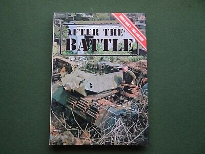 £16.80 • Buy After The Battle. World War II Then And Now. Volume 7 Parts 25 - 28