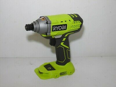 £40 • Buy Ryobi One+ R18IDP 18V Cordless Impact Driver Bare Fully Working Excellent Cond