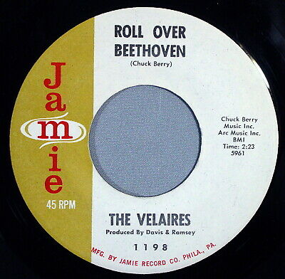 £10.82 • Buy HEAR IT 60's Rocker 45 Rpm Record The Velaires  Roll Over Beethoven  From 1961