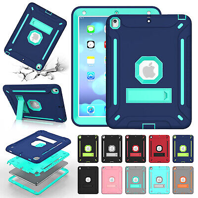 AU23.99 • Buy For IPad 10.2 9th 8th 7th 6th 5th Mini 5 Shockproof Heavy Duty Stand Case Cover