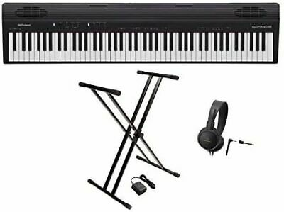 AU547.22 • Buy New Roland GO-88P GO: PIANO88 Stand & Headphone Set 88 Keyboard From Japan