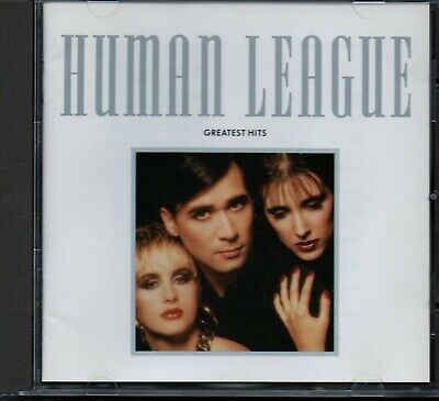 £2.49 • Buy THE HUMAN LEAGUE - Greatest Hits - CD Album *Best Of**Collection**Singles*