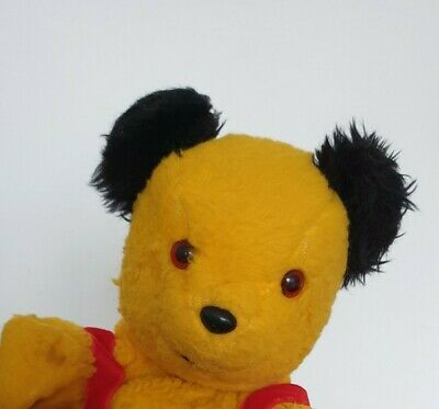 £15.99 • Buy Sooty & Sweep Vintage Sooty Puppet. Missing Wand.