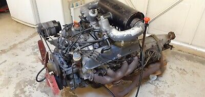 £390 • Buy Rover V8 Engine And Auto Gearbox. 1975 P6.