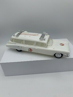 £12.95 • Buy Ghost Busters 1959 Cadillac Ambulance Toy Model Car