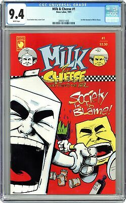 $460 • Buy Milk And Cheese 1A CGC 9.4 1991 2093511003