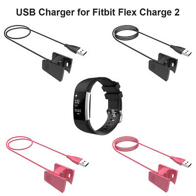 AU16.80 • Buy USB Charger Charging Cable For Fitbit Flex Charge 2 Wristband Fitness Watch