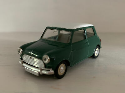 £2 • Buy Vitesse - Morris Mini Cooper S In Green With White Roof 1/43 Scale