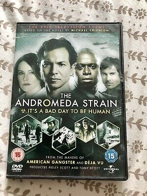 £0.99 • Buy Dvd - The Andromeda Strain - The Mini Series - Complete - Rated 15 -region 2,4,5
