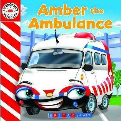 £4.11 • Buy Emergency Vehicles: Amber The Ambulance, , Good Condition Book, ISBN 1742489427