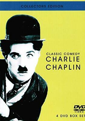 £10.89 • Buy Charlie Chaplin Collectors Edition 4 Dvd Box Set, New, DVD, FREE & FAST Delivery