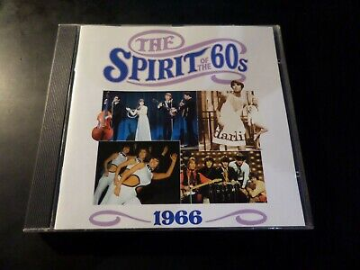 £5.50 • Buy Cd Album - Timelife - The Spirit Of The 60's - 1966