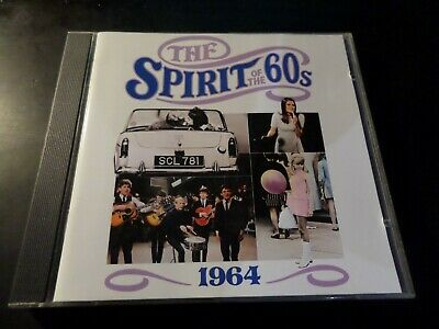 £3.50 • Buy Cd Album - Timelife - The Spirit Of The 60's - 1964