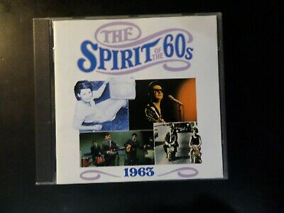 £3 • Buy Cd Album - Timelife - The Spirit Of The 60's - 1963
