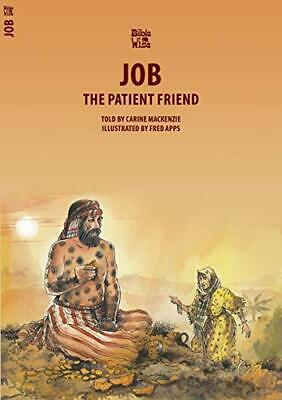 £3.74 • Buy Job: The Patient Friend (Bible Wise) By Carine MacKenzie, NEW Book, FREE & FAST